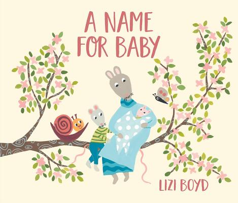 A Name for Baby by Lizi Boyd