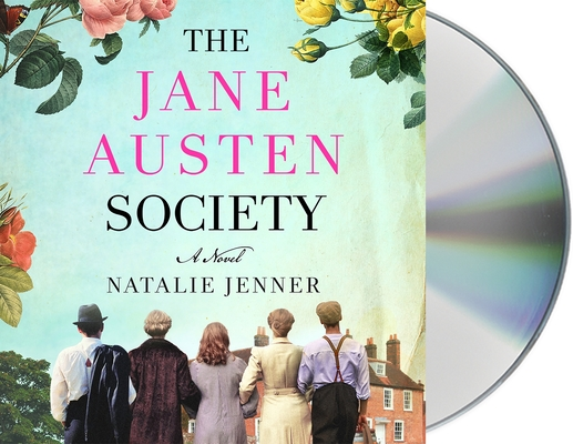 The Jane Austen Society: A Novel Cover Image