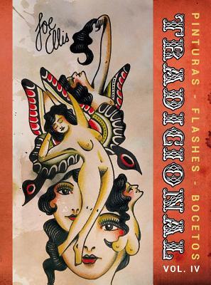Tradicional Vol. IV: Pinturas, Flashes, Bocetos Cover Image