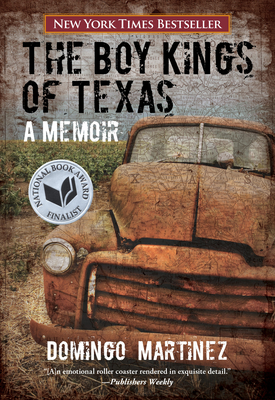 Boy Kings of Texas: A Memoir Cover Image