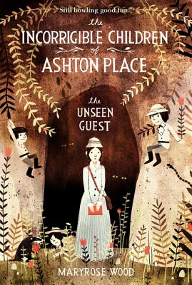 The Unseen Guest Cover