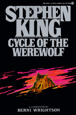 Cycle of the Werewolf Cover