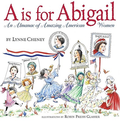A is for Abigail Cover