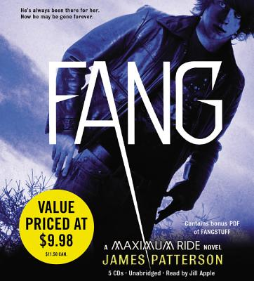 Fang: A Maximum Ride Novel Cover Image