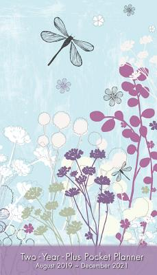 2020 Dragonfly Two-Year-Plus Pocket Planner: By Sellers Publishing Cover Image