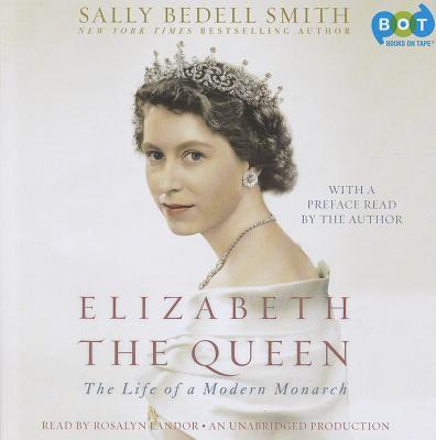 Elizabeth the Queen (Lib)(CD) Cover Image