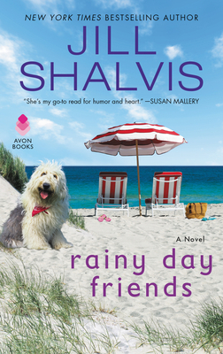 Rainy Day Friends: A Novel (The Wildstone Series #2) Cover Image