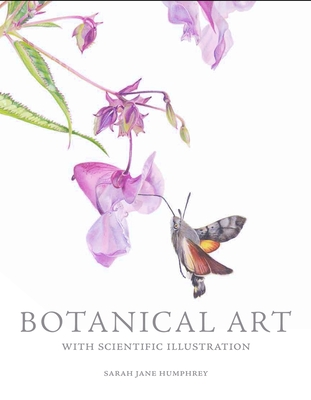 Botanical Art with Scientific Illustration Cover Image