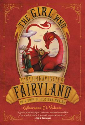 The Girl Who Circumnavigated Fairyland in a Ship of Her Own Making Cover