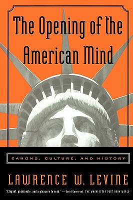 The Opening of the American Mind Cover