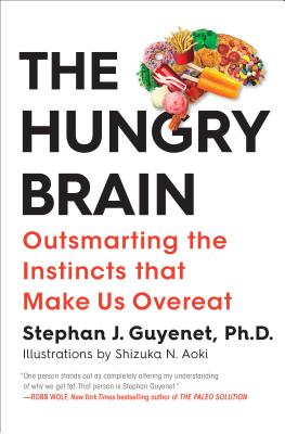 The Hungry Brain Cover