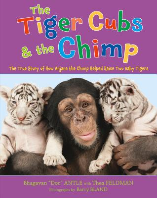 The Tiger Cubs and the Chimp Cover