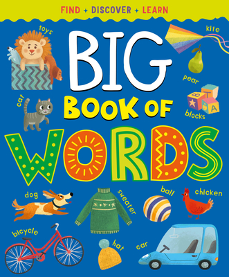 Big Book of Words: Find, Discover, Learn Cover Image