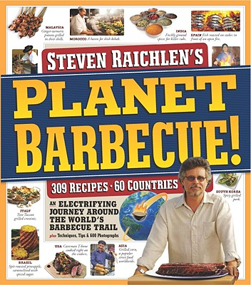 Planet Barbecue! Cover