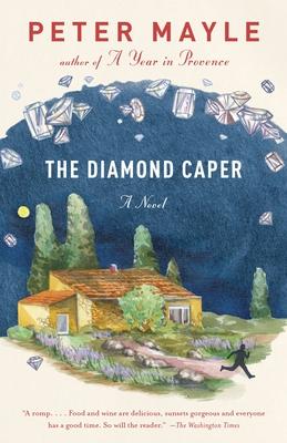 The Diamond Caper (Sam Levitt Capers #4) Cover Image