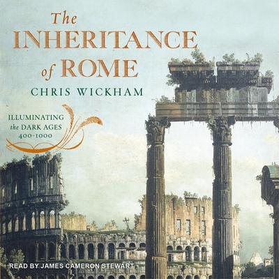The Inheritance of Rome: Illuminating the Dark Ages 400-1000 (Penguin History of Europe #2) Cover Image