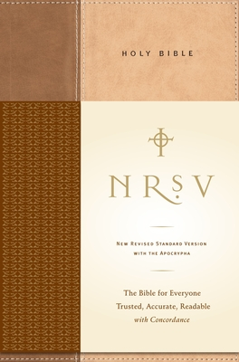 Standard Bible-NRSV Cover