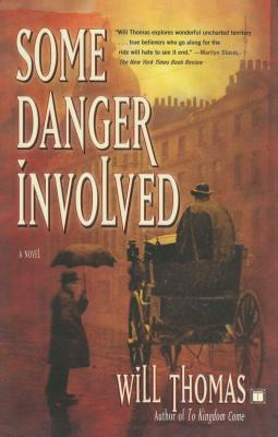 Some Danger Involved: A Novel Cover Image
