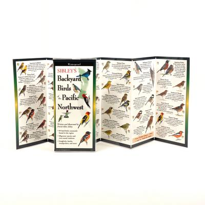 Sibley's Backyard Birds of Pacific Northwest Cover Image