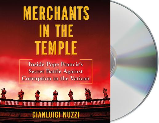 Merchants in the Temple Cover