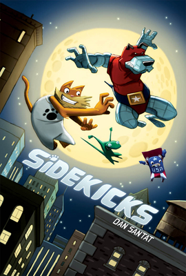 Sidekicks Cover