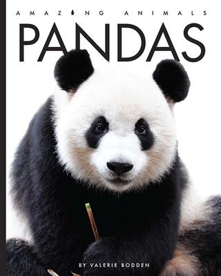 Pandas (Amazing Animals) Cover Image