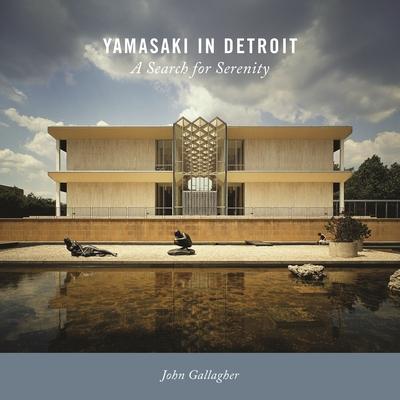 Yamasaki in Detroit Cover