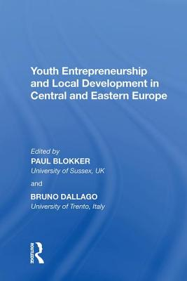 Youth Entrepreneurship and Local Development in Central and Eastern Europe Cover Image