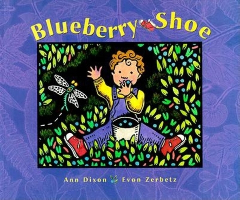 The Blueberry Shoe Cover