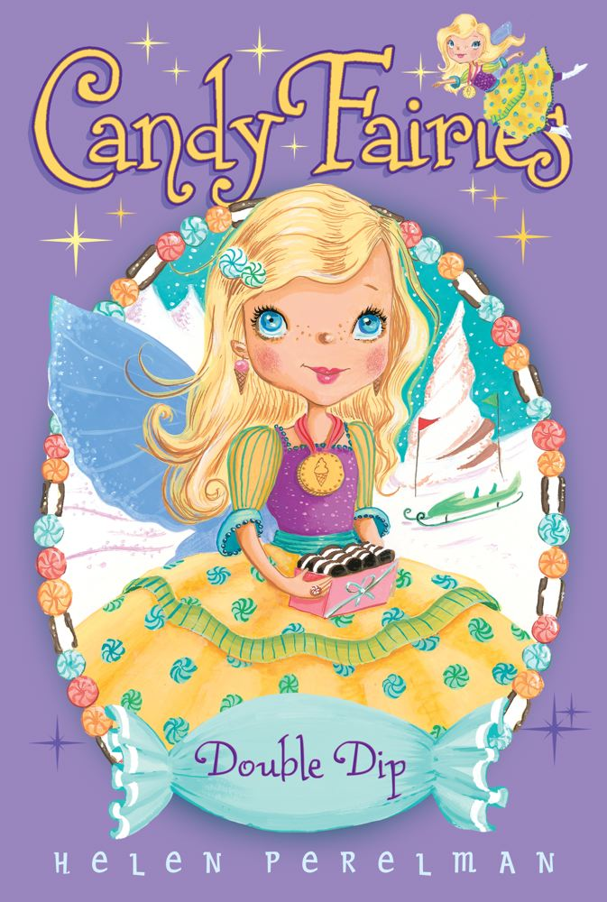 Cover for Double Dip (Candy Fairies #9)