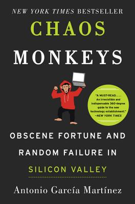 Cover for Chaos Monkeys