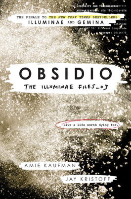 Obsidio (Illuminae Files #3) Cover Image