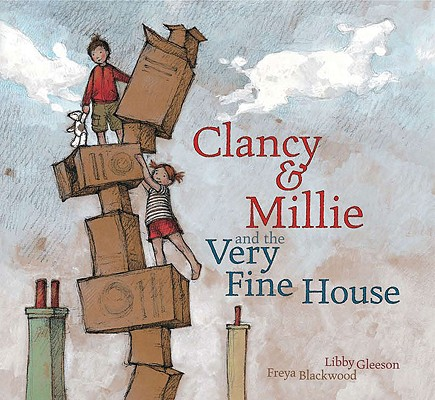 Clancy & Millie and the Very Fine House Cover