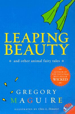 Leaping Beauty Cover