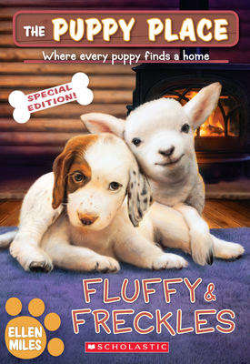 Fluffy & Freckles Special Edition (The Puppy Place #58) Cover Image
