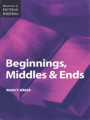 Cover for Elements of Fiction Writing - Beginnings, Middles & Ends