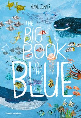 The Big Book of the Blue (The Big Book Series) Cover Image