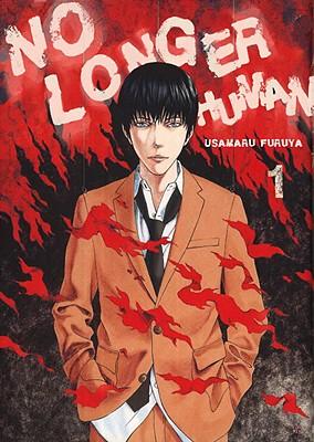 No Longer Human, Volume 1 Cover