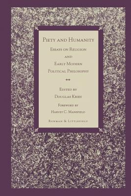 Cover for Piety and Humanity