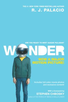 Wonder Stephen Ch Movie Edition by R.J. Palacio
