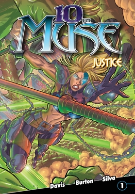 10th Muse: Justice #1 Cover Image