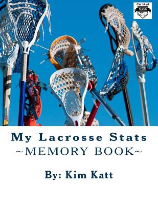 My Lacrosse STATS Cover Image
