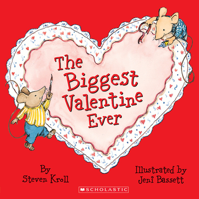 The Biggest Valentine Ever cover image