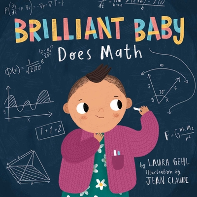 Brilliant Baby Does Math Cover Image