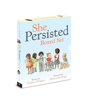 She Persisted Boxed Set Cover Image