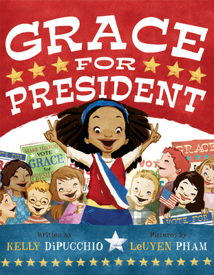 Grace for President Cover