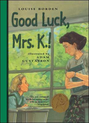 Good Luck, Mrs. K.! Cover