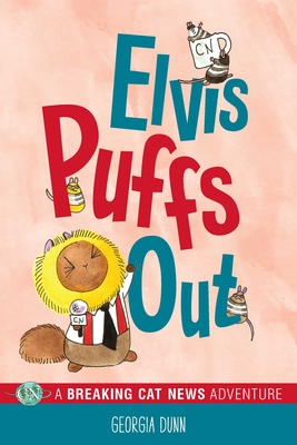 Cover for Elvis Puffs Out