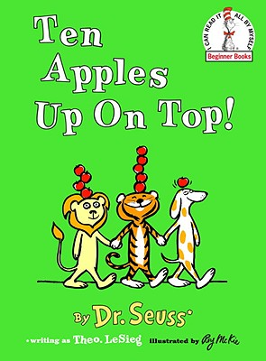 Ten Apples Up on Top! Cover Image