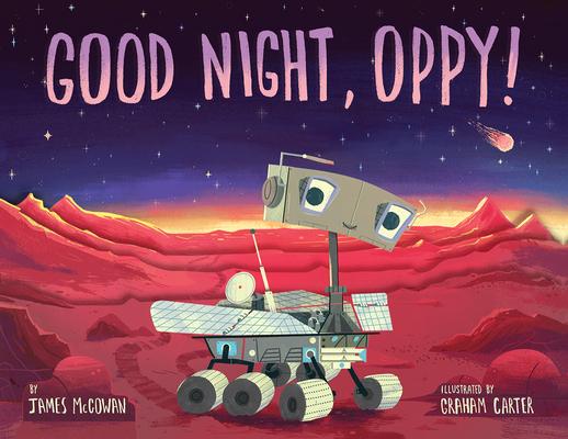 Good Night, Oppy! Cover Image